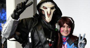 Reaper und D.Va aus Overwatch