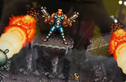 Shadowboxer – Wie flache Retrospiele in die 3. Dimension ausbrechen