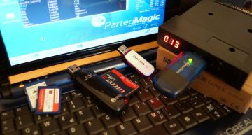 Tutorial: GOTEK Emulator USB-Floppy-Stick 1:1 kopieren