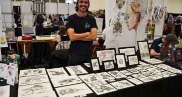 Zeichner der Dinos – Aguirre Firth