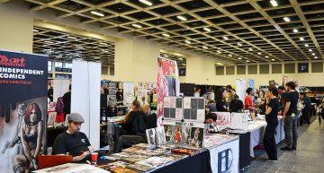 Comic Artist Alley