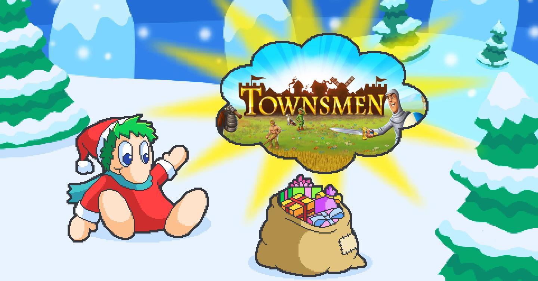 PN Adventskalender Hintergrundbild 12 Townsmen