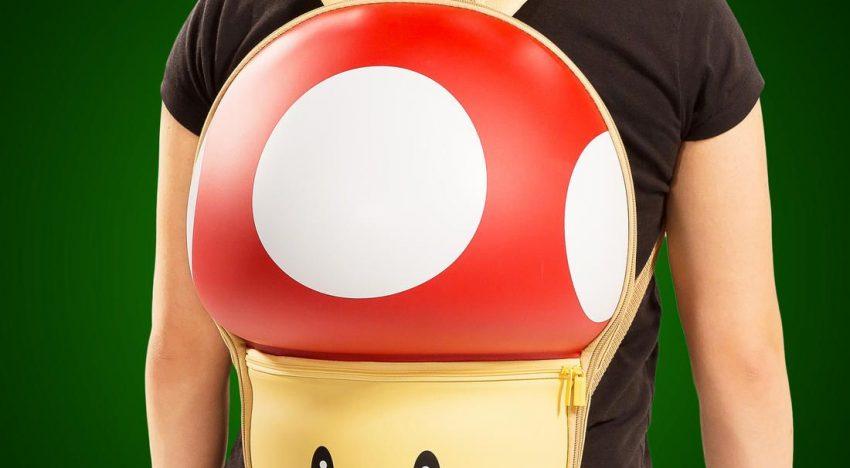 Einem bekannten Videospiele-Pilz nachempfunden!