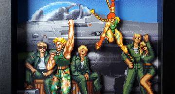 Kennt und liebt jeder: Street Fighter!