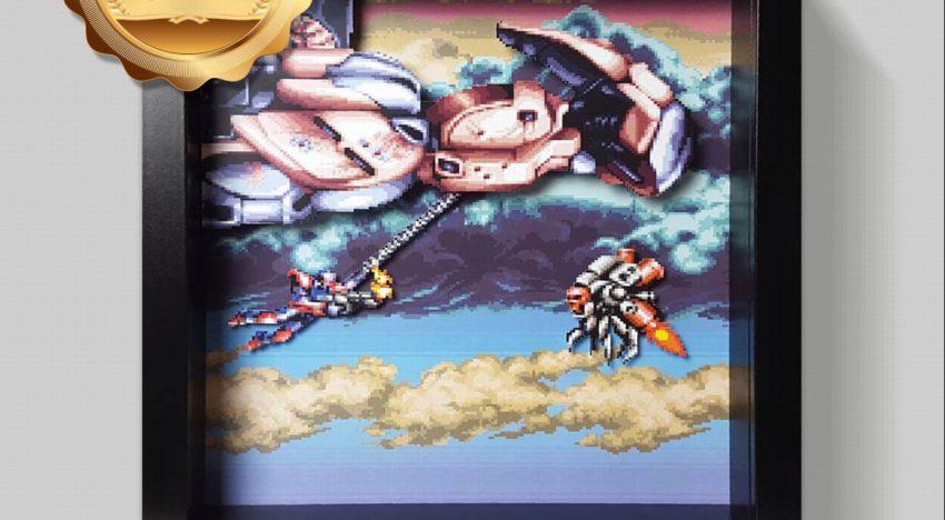 Von Factor 5 lizenziert: Super Turrican 2 Shadowbox.