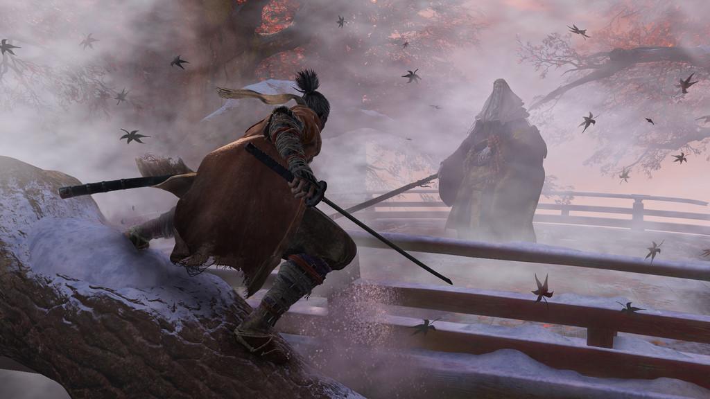 Gamescom 2018 Sekiro Ninja 2