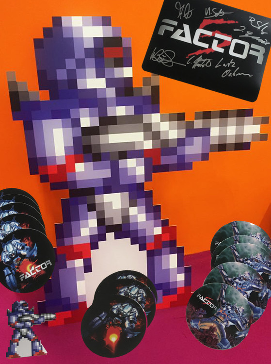Turrican Goodies von Factor 5