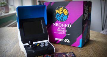 Kleiner Arcade, großer Spaß? Der SNK NeoGeo Mini im Review