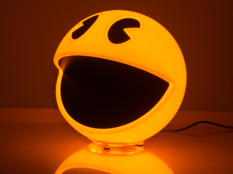 Retro Gadget PacMan Lampe mit Sound